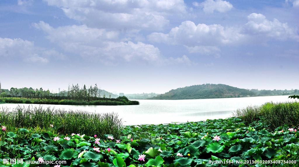 武汉蔡甸区风景名胜
